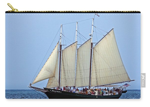 Schooner Alliance Carry-all Pouch