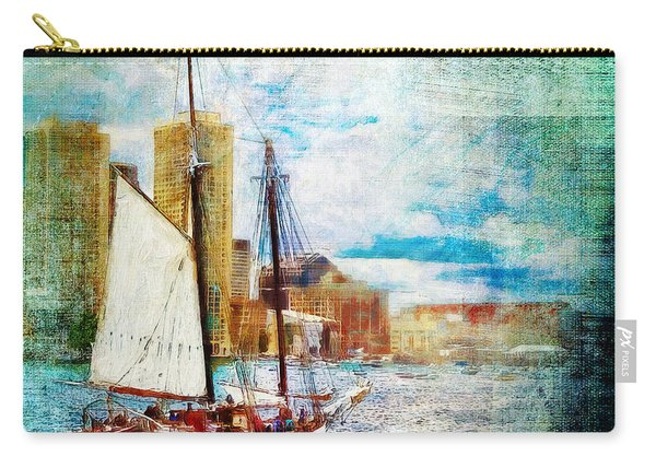 Schooner Bay Carry-all Pouch