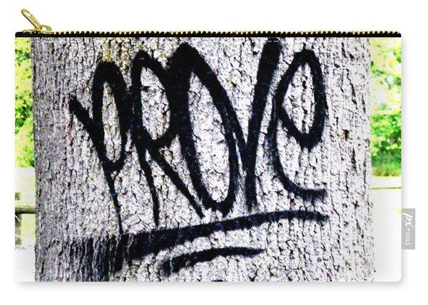 Scientific Graffiti  Carry-all Pouch