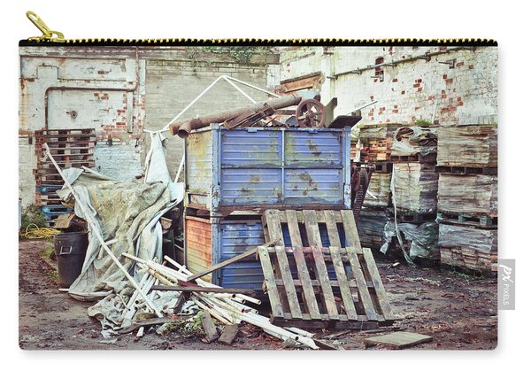 Scrap Yard Carry-all Pouch