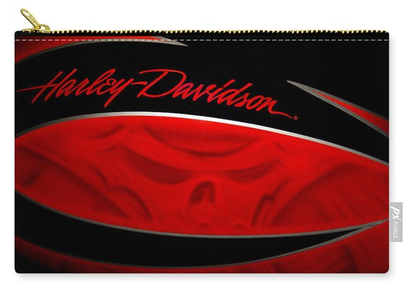 Harley Boo Carry-all Pouch