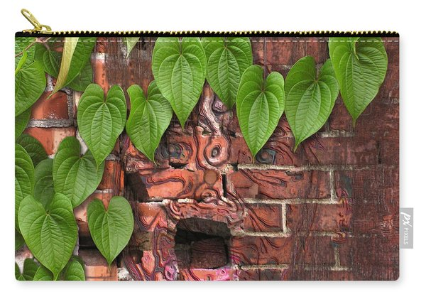 Screaming Wall Carry-all Pouch
