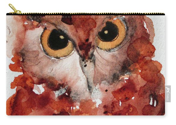 Screech Carry-all Pouch