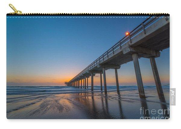 Scripps Pier Carry-all Pouch