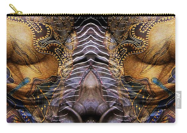 Sculpture 1 Carry-all Pouch