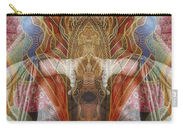 Sculpture 2 Carry-all Pouch