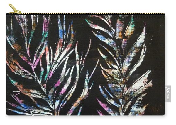 Sea Ferns Carry-all Pouch