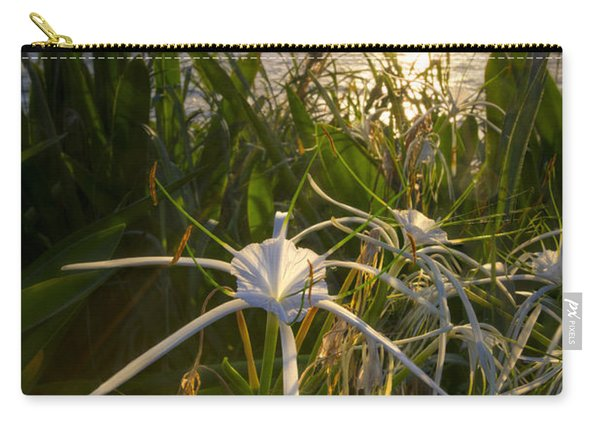 Sea Lily Carry-all Pouch