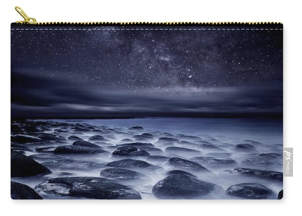 Sea Of Tranquility Carry-all Pouch