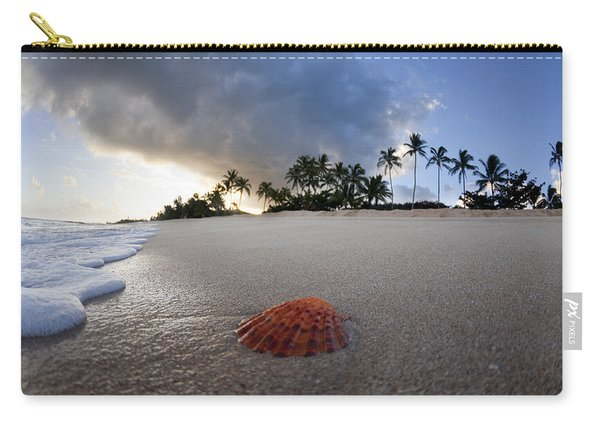 Sea Shell Sunrise Carry-all Pouch