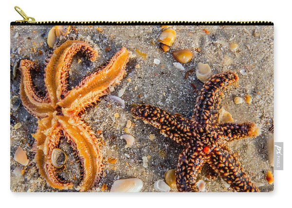 Sea Stars Carry-all Pouch
