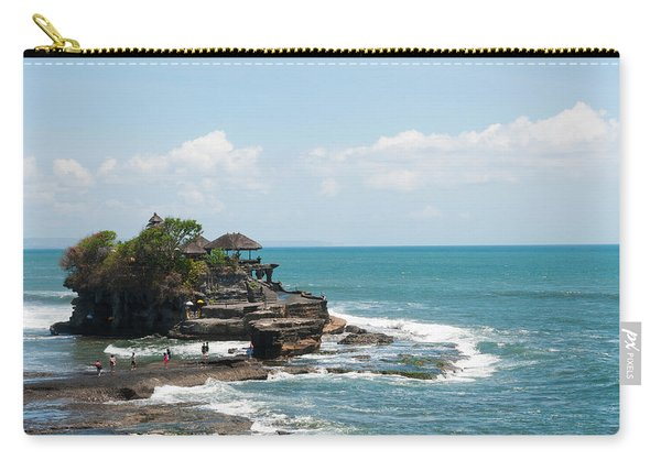 Sea Temple, Tanah Lot Temple, Tanah Carry-all Pouch