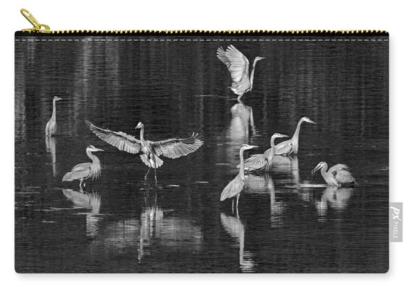 Seabeck Herons Carry-all Pouch