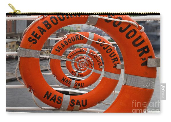 Seabourn Sojourn Spiral. Carry-all Pouch