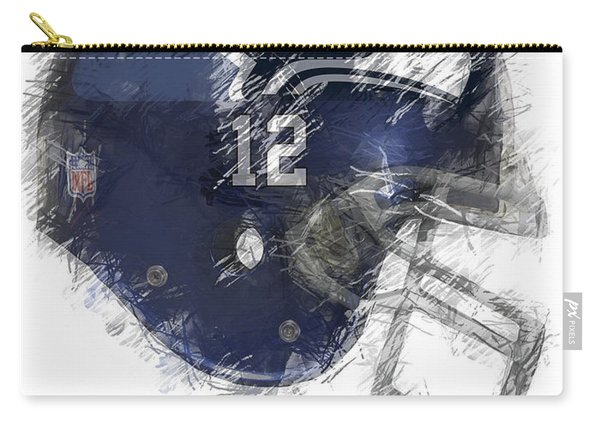 Seahawks 12 Carry-all Pouch