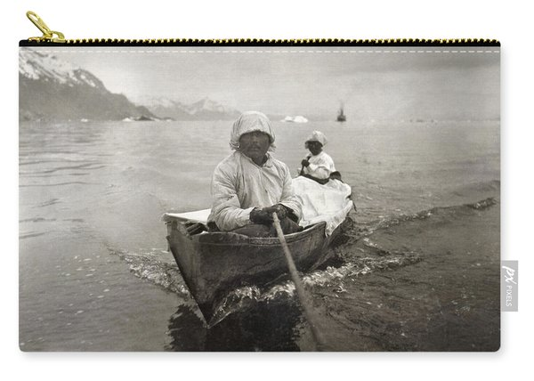 Seal Hunters, C1899 Carry-all Pouch