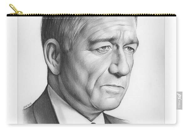 Sean Pertwee Carry-all Pouch