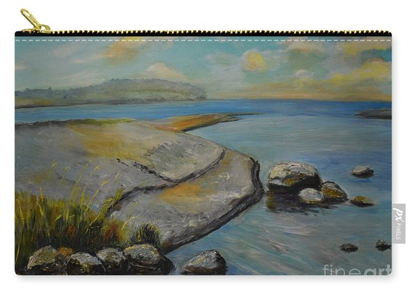 Seascape From Hamina 1 Carry-all Pouch