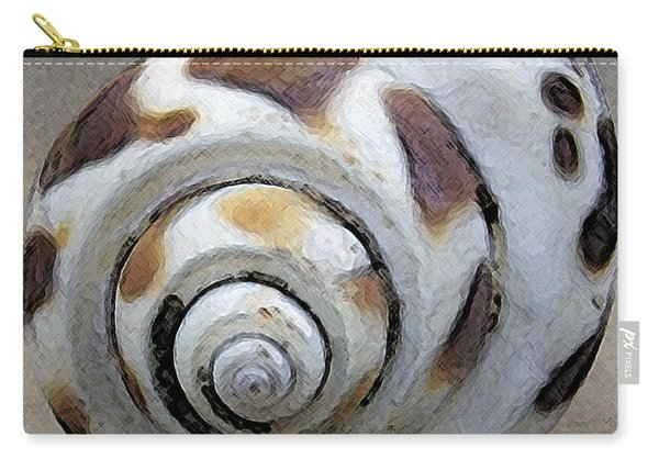 Seashells Spectacular No 2 Carry-all Pouch