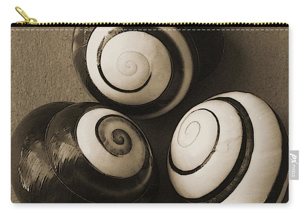 Seashells Spectacular No 28 Carry-all Pouch