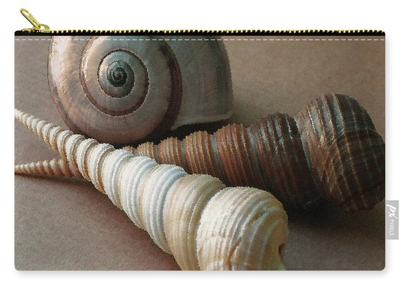 Seashells Spectacular No 29  Carry-all Pouch