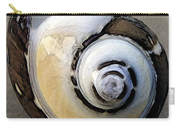 Seashells Spectacular No 3 Carry-all Pouch