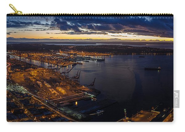 Seattle Monday Night Football Carry-all Pouch