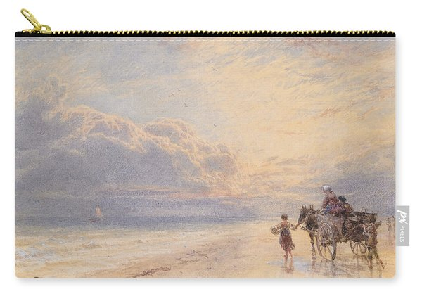 Seaweed Gatherers Carry-all Pouch