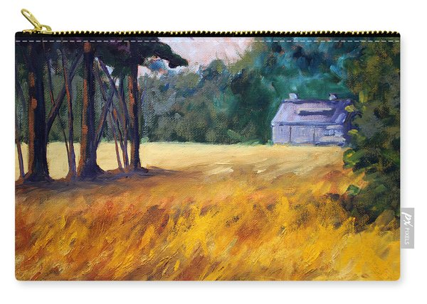 Secluded Carry-all Pouch