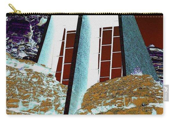 Sedona Rock Church Carry-all Pouch
