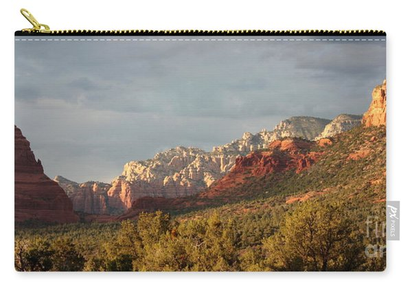 Sedona Sunshine Panorama Carry-all Pouch