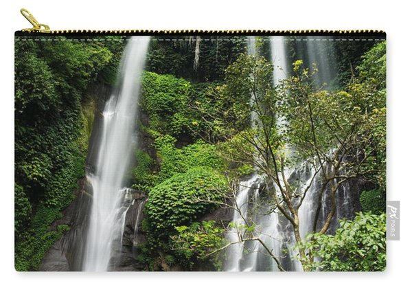Sekumpul Waterfall Carry-all Pouch