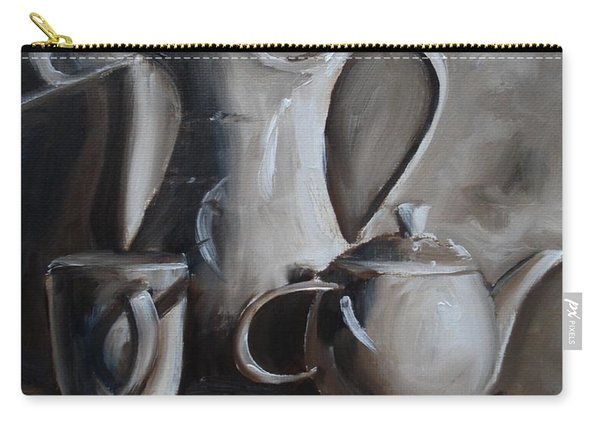 Sepia Still Life Carry-all Pouch