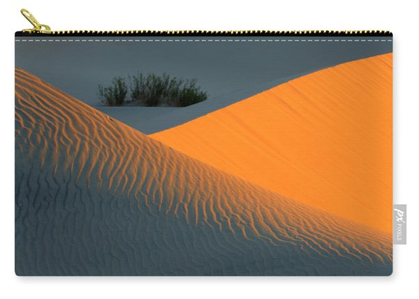Death Valley Serenade In Light Carry-all Pouch