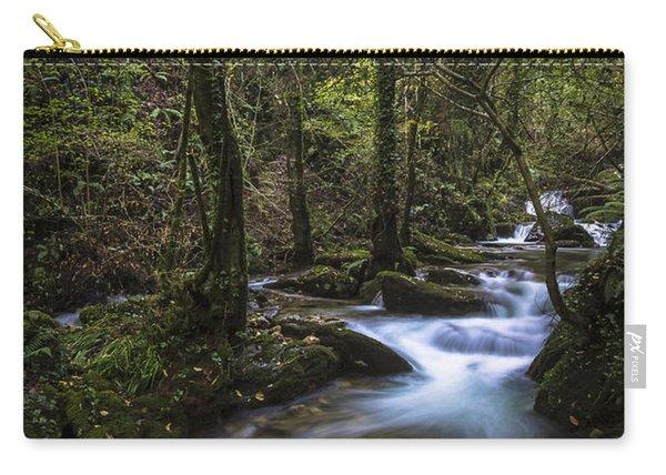 Sesin Stream Near Caaveiro Carry-all Pouch