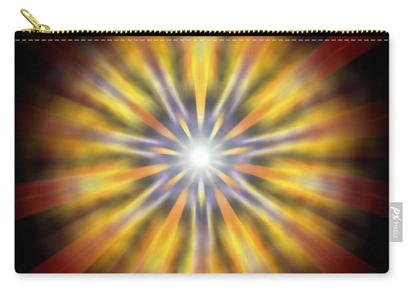 Seven Sistars Of Light Carry-all Pouch