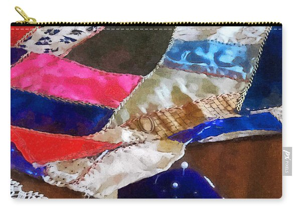 Sewing - Making A Quilt Carry-all Pouch