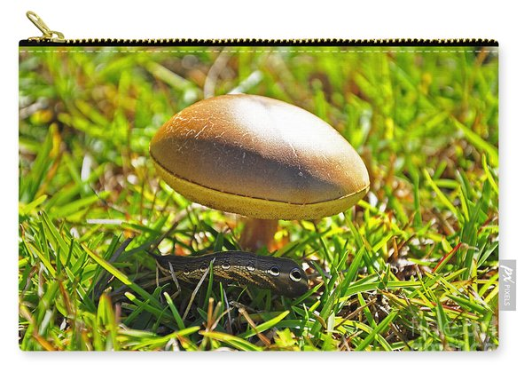 Shade Of The Shroom Carry-all Pouch