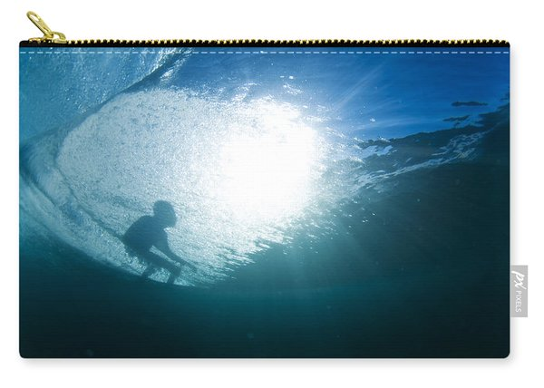 Shadow Surfer Carry-all Pouch