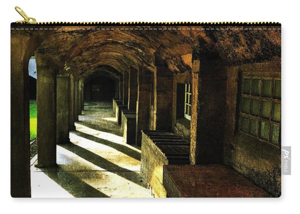 Shadows And Arches I Carry-all Pouch