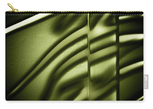 Shadows On Wall Carry-all Pouch