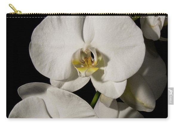 Shadowy Orchids Carry-all Pouch