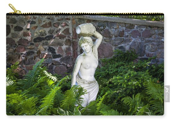 Shady Perennial Garden Carry-all Pouch