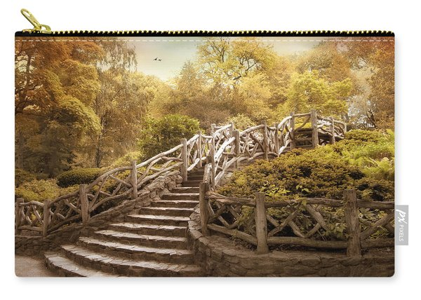 Shakespeare In The Park Carry-all Pouch