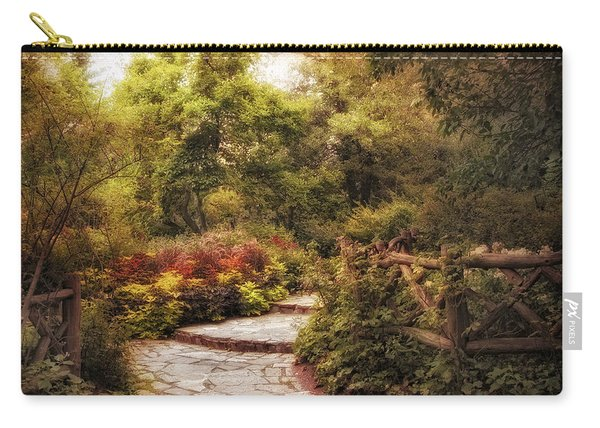 Shakespeare's Garden Carry-all Pouch