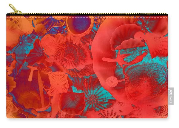 Shapes Sizes Colors Carry-all Pouch
