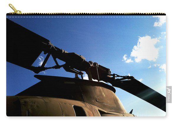Sharp Wind Carry-all Pouch