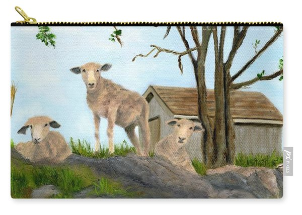 Sheepish Carry-all Pouch