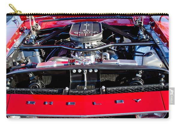 Shelby Cobra Engine Carry-all Pouch