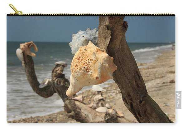 Shell Art Carry-all Pouch
